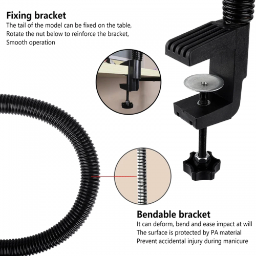 Protez Tırnak Ve Kalıcı Oje Masa Tipi Robotik Eğitim Eli